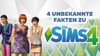 Vier unbekannte Die Sims 4-Fakten! | Simfaktisch | sims-blog.de