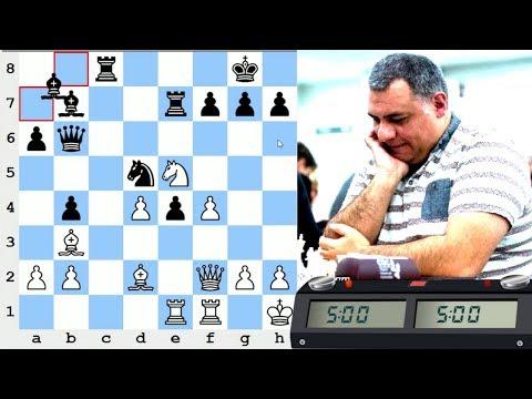 LIVE Blitz (Speed) Chess Game vs International Master DarkPassenger - mega-complex analysis