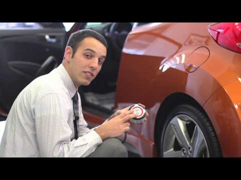 How To Use The Tire Mobility Kit On a Hyundai Morrie s 394 Hyundai Minneapolis, MN