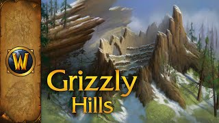 World of Warcraft - Music & Ambience - Grizzly Hills