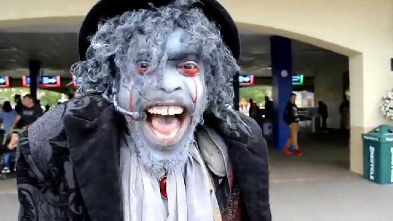 Halloween Haunt Kings Island 2015 by KICentral - YouTube