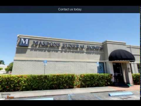 Maspons Funeral Home | Miami, FL | Funeral Home