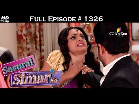 Sasural Simar Ka - 2nd November 2015 - ससुराल सीमर का - Full Episode (HD)