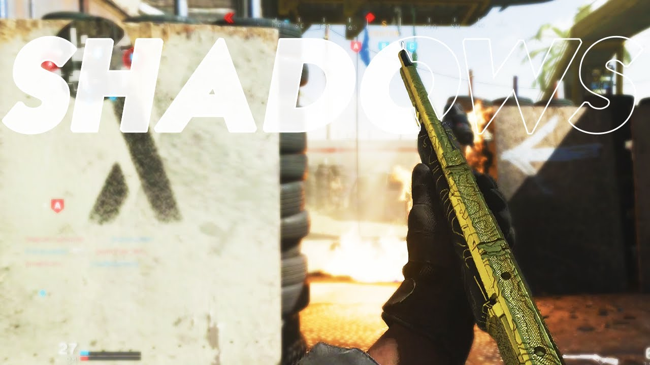 "Mario | ""Shadows"" Modern Warfare Sniping Montage 🎯"