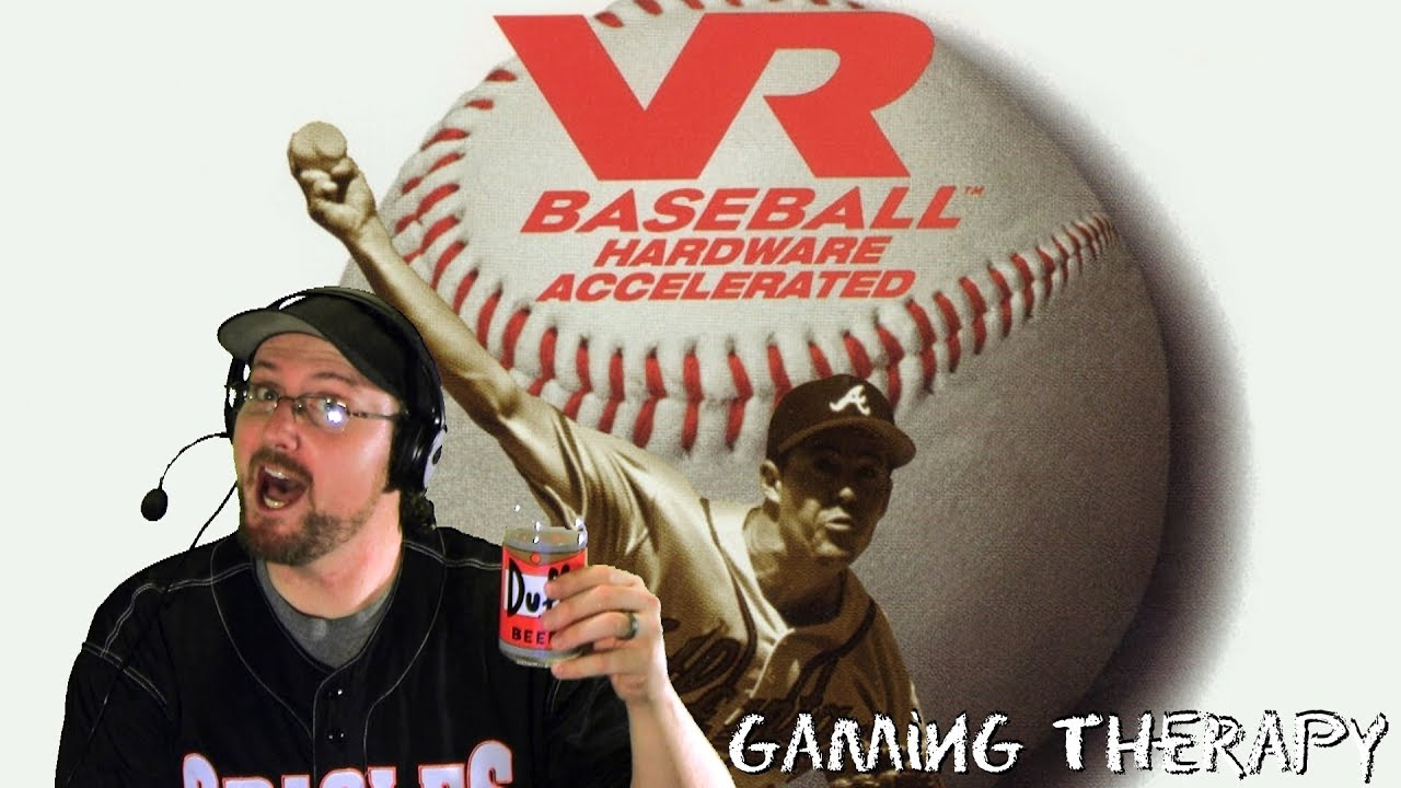 Gaming Therapy - Episode 13: VR Baseball (PC)