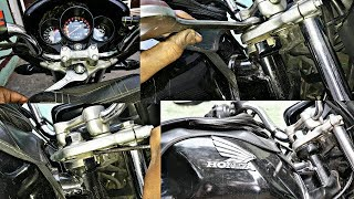 How To Tight Fork Handle On Bike How To Tighten Handlebars How To Tighten Bike Forks