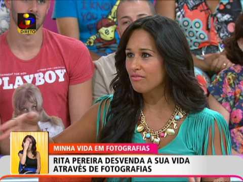 Você Na TV: A Vida De Rita Pereira Através De Fotografias