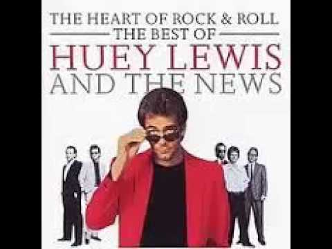 Huey Lewis And The News Doing It All For My Baby Youtube