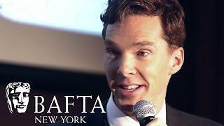 Benedict Cumberbatch In Conversation   BAFTA New York
