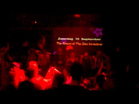 Herr Zimmerman sold out Dancefloor fitness tanz nacht! (Fraulein Z closing set) -23-07-2011