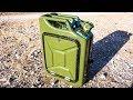 Como Montar un PC en un Bidon de Gasolina | Mi nuevo ordenador Portable