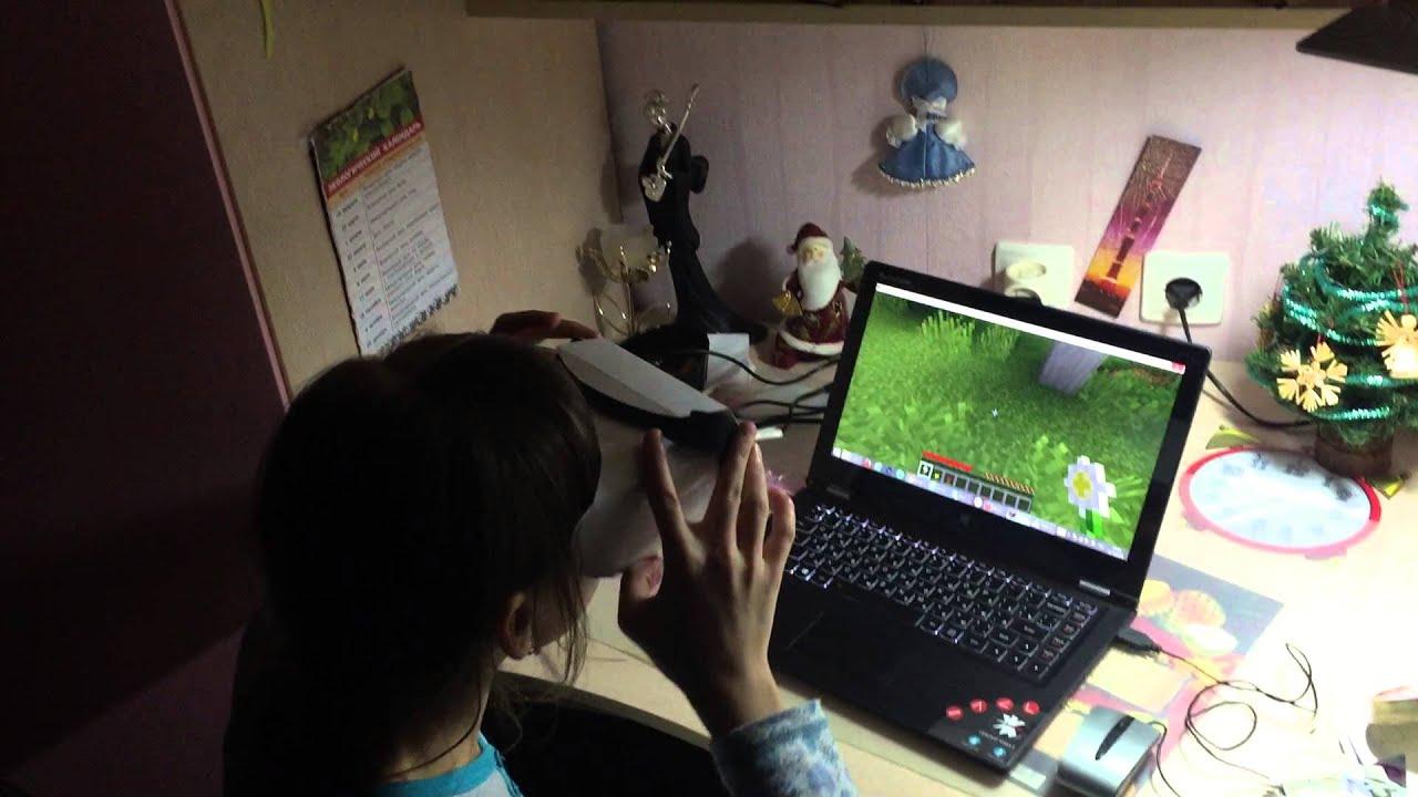 Очки виртуальной реальности майнкрафт ивангай dji go что это такое