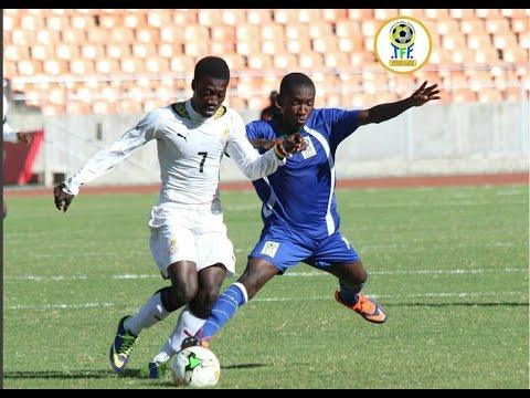ALL GOALS: Serengeti Boys vs Ghana April 3 2017, Full Time 2-2