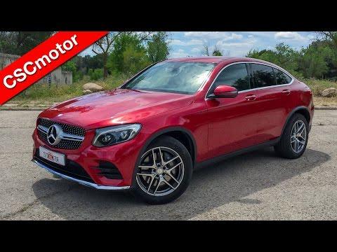 Mercedes Benz GLC Coup 2017 Revisin en profundidad