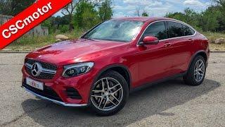 Mercedes-Benz GLC Coupé - 2017   Revisión en profundidad