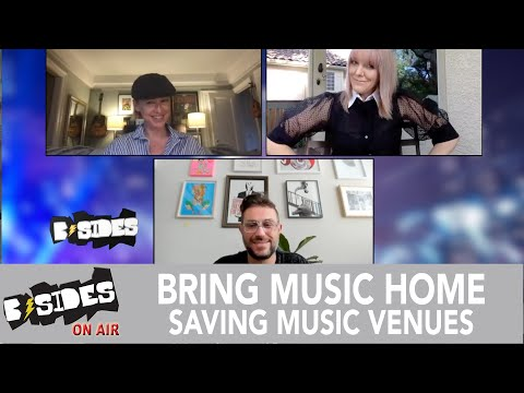 Bring Music Home Co-Founders Talk Project Initiatives to Aid National Music Venues