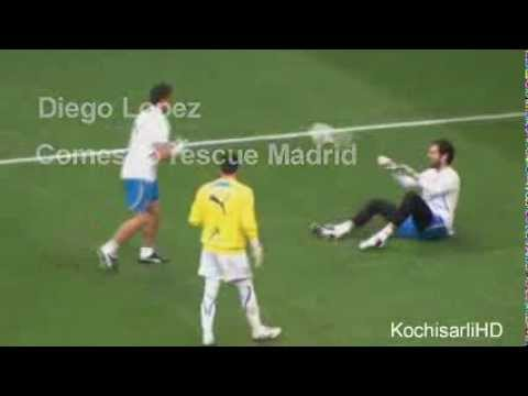 Diego Lopez  - Welcome to Real Madrid - 2013 HD