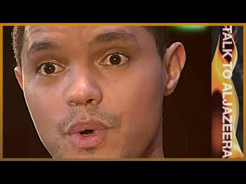 Trevor Noah: 'Any leader tweeting policy is ridiculous' - Talk to Al Jazeera