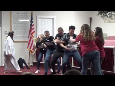 Chain Breaker  Zach Williams Powerful Youth Skit