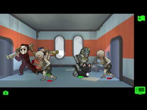 KARAOKE-BAR UND MORAL - Let's Play Fallout Shelter - Deutsch | German