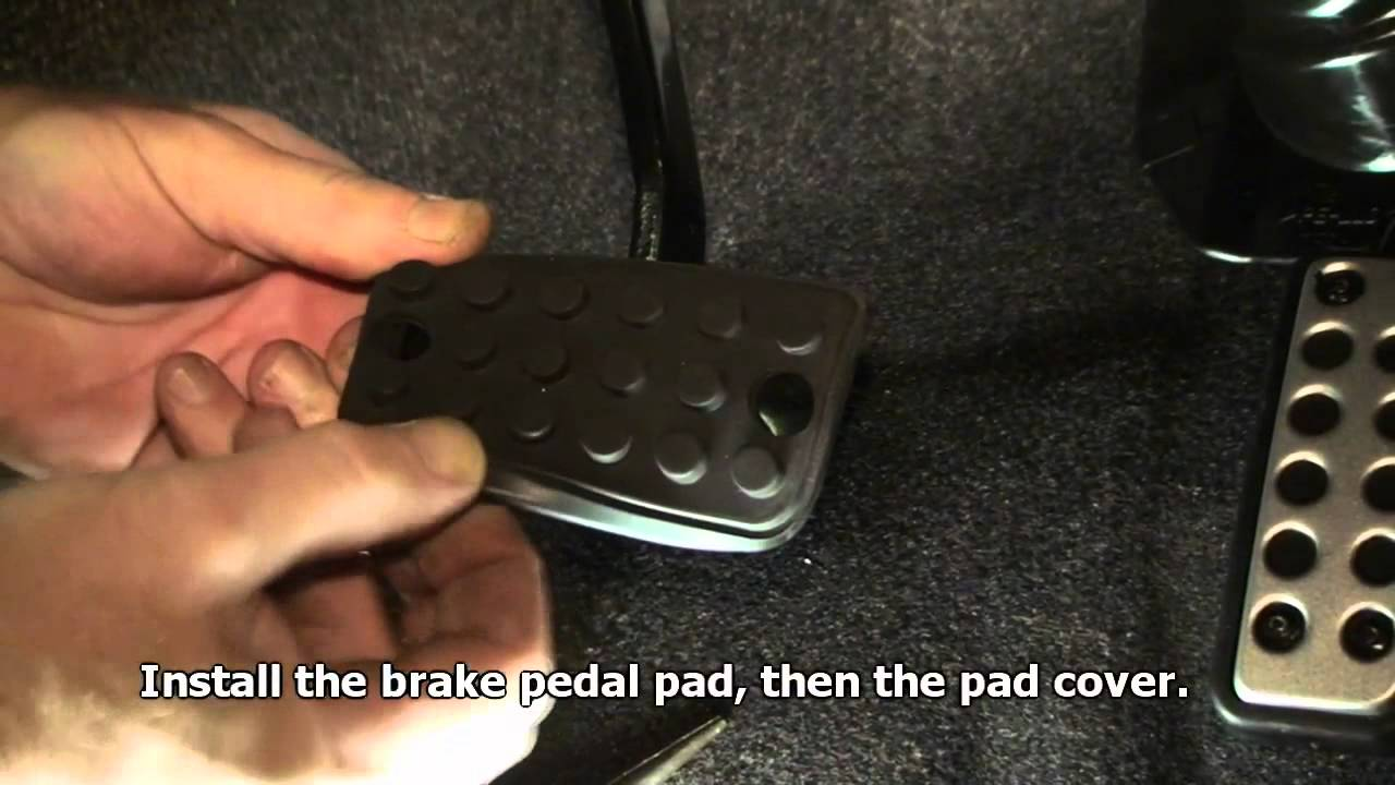Honda Accord Sport >> Episode #213 - 2nd Gen Honda Fit Sport Pedals Installation - YouTube