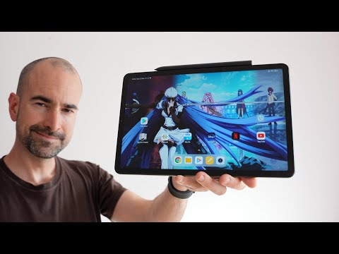 Xiaomi Pad 5 Tablet   Unboxing & Full Tour