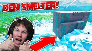 REDDER POLAR PEAK FRA AT SMELTE!! - Dansk Fortnite
