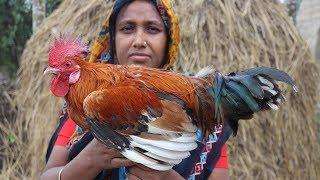 Morog Polao Chicken Pulao Morog Polao Recipe How To Cook Morog Polau Traditional Village Food