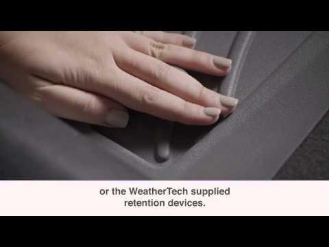 WeatherTech: FloorLiner™ - Installation Guide