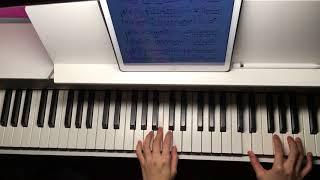 莫文蔚-《慢慢喜歡你》鋼琴piano cover