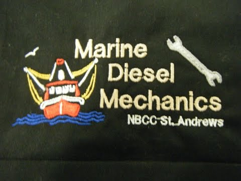 Marine Diesel Mechanics Safety Video