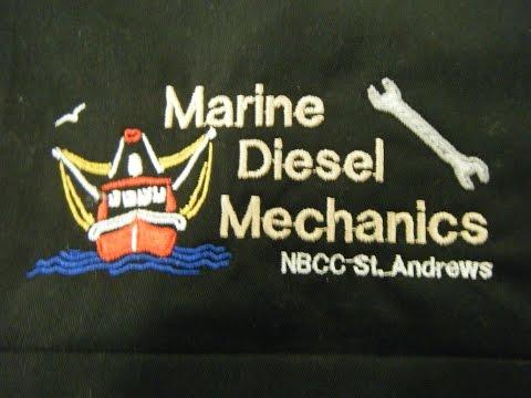 Marine Diesel Mechanics Safety Video