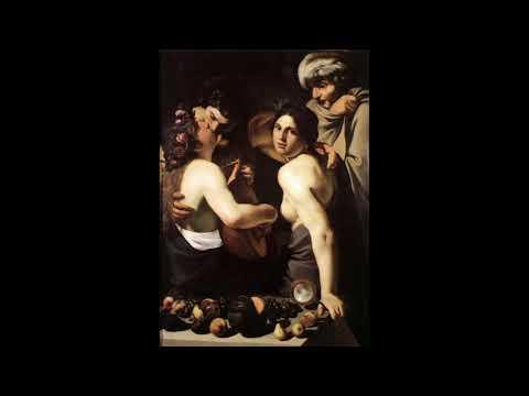 Бартоломео Манфреди (1580-1620) (Manfredi Bartolomeo) картины великих художников