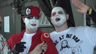 Toronto Gets Twiztid at the Warped Tour
