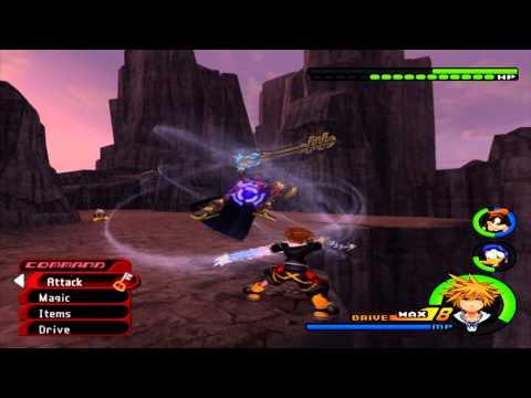 KH2FM - Terra Battle - Enter The Darkness