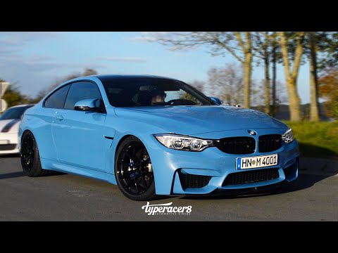 Best of: BMW ///M POWER @ Nürburgring! Amazing sounds!