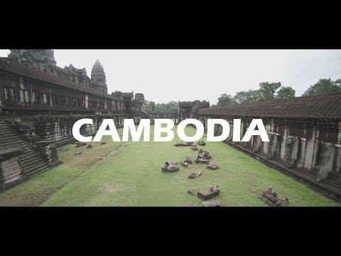 Cambodia 캄보디아   Cinematic Travel Film