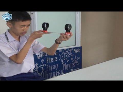 กิจกรรมการสร้างกล้องโทรทัศน์ประเภทหักเหแสงอย่างง่าย วิทยาศาสตร์ ม.3