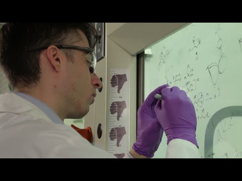 Graduate Studies in Chemistry at the University of Toronto