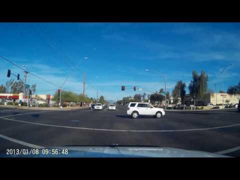 Crash 03/08/2017 Mesa AZ