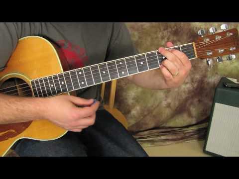 Blind Melon - Change - Easy Beginner Acoustic Guitar Songs - Beginner lessons