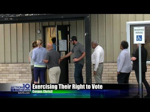 Three Corpus Christi Voters Discuss Election Day 2018