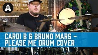 Cardi B Bruno Mars Please Me Andertons Drum Cover.mp3