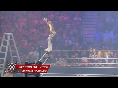 Money in the Bank Ladder Match: WWE Money in the Bank 2011 auf WWE Network