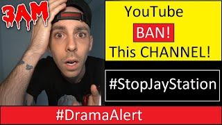YouTube NEEDS to Delete This CHANNEL! #DramaAlert #StopJayStation