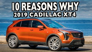 10 Reasons To Buy a 2019 Cadillac XT4 on Everyman Driver