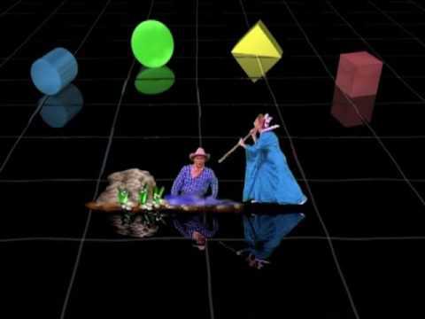 Hologram Time Traveler (Death Scenes)