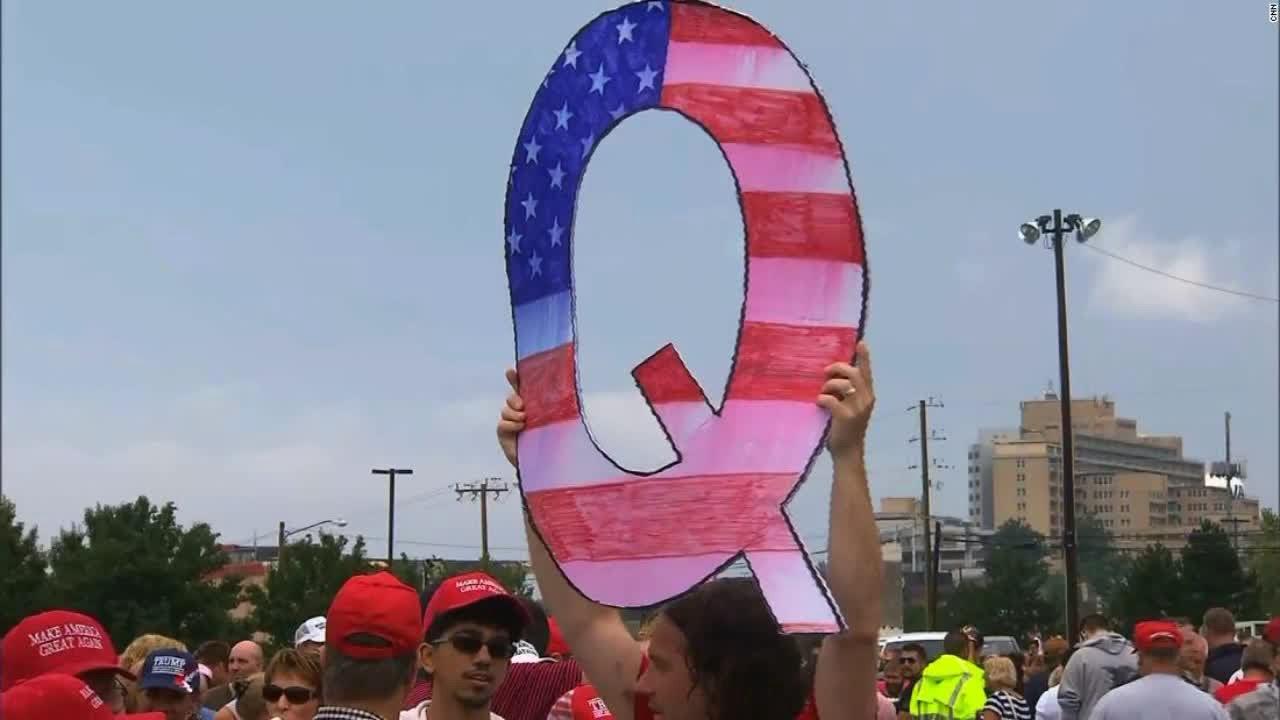 QAnon conspiracy theorist wins Republican Senate primary in Oregon