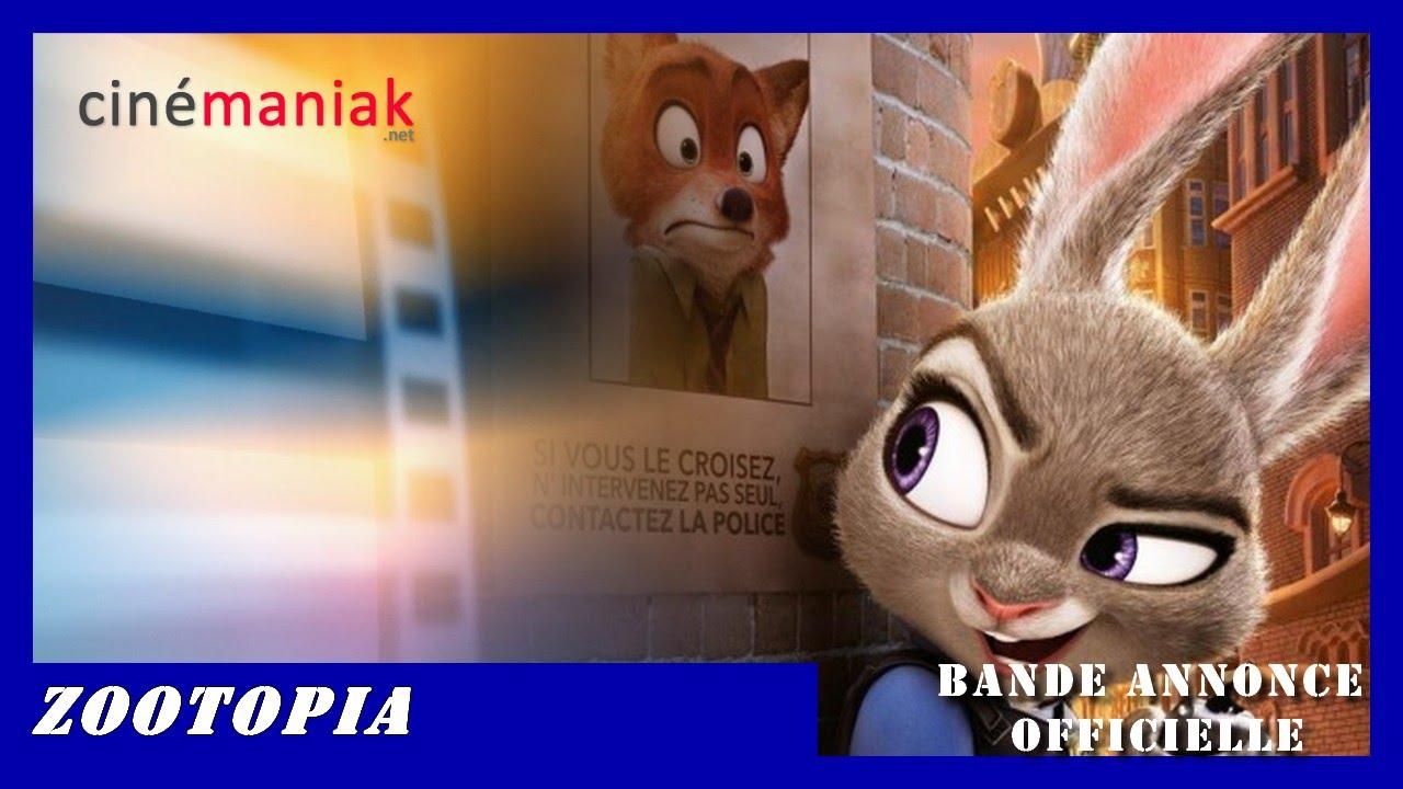 Zootopia Zootopie Extrait Vf Youtube