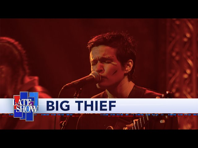 Big Thief Performs 'Not'